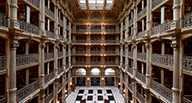 biblioteca enorme peabody institute